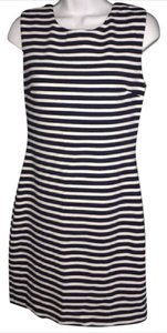 Juicy Couture short dress white blue on Tradesy