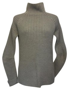DKNY Funnel Neck Wool Sweater