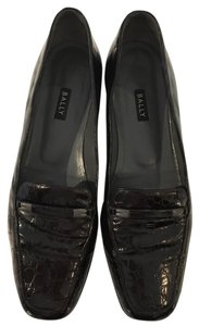 Bally Loafers Classic Simple Flats
