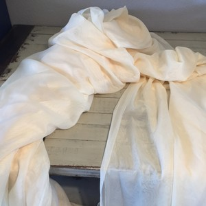 Ivory Unused 7yds Canopy/Chuppah