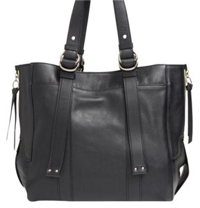 See by Chloé Satchel in black
