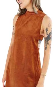 Urban Outfitters short dress Brown (warm) on Tradesy