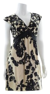 Milly of New York Silk Floral Summer Spring Dress
