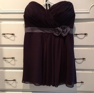 Bill Levkoff Plum Bill Levkoff #720 Dress