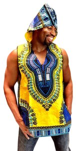 Boutique 9 Dashiki Muscle Shirt Tunic
