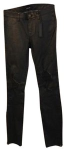 Jbrand Jeans Leather Pants Skinny Jeans