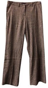 Banana Republic Trouser Pants Brown & Camel Tweed
