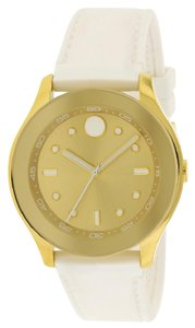 Movado Movado Bold Silicone Ladies Watch 3600410