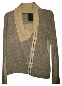 Anthropologie Soft Knit Casual Chic Cotton Motorcycle Jacket