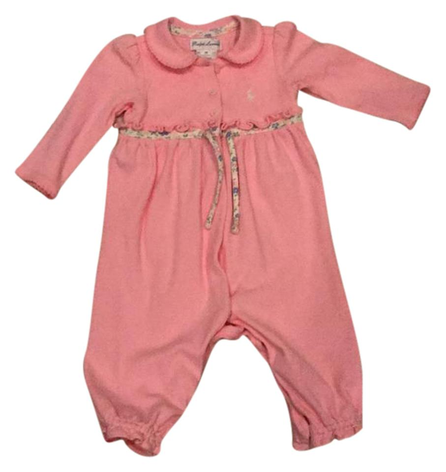 b60ea1272c09 Ralph Lauren Baby Girl Baby 6 Month Old Infant Onesie Dress Image 0 ...
