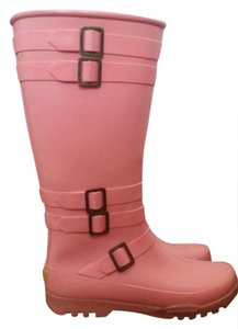 Sperry Water-resistant Rubber Coral Boots
