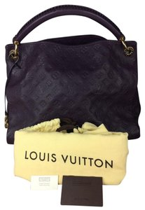 Louis Vuitton Lv Artsy Mm Empreinte Tote Shoulder Bag