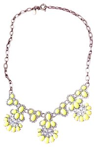 J.Crew Jcrew crystal accent necklace