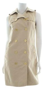 MICHAEL Michael Kors Trench Khaki Summer Spring Dress