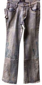 TH 1888 Straight Leg Jeans-Medium Wash