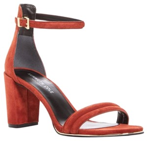 Kenneth Cole rust Sandals