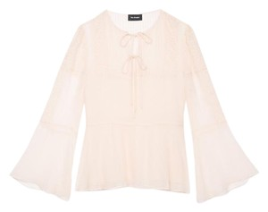 The Kooples Top Pink