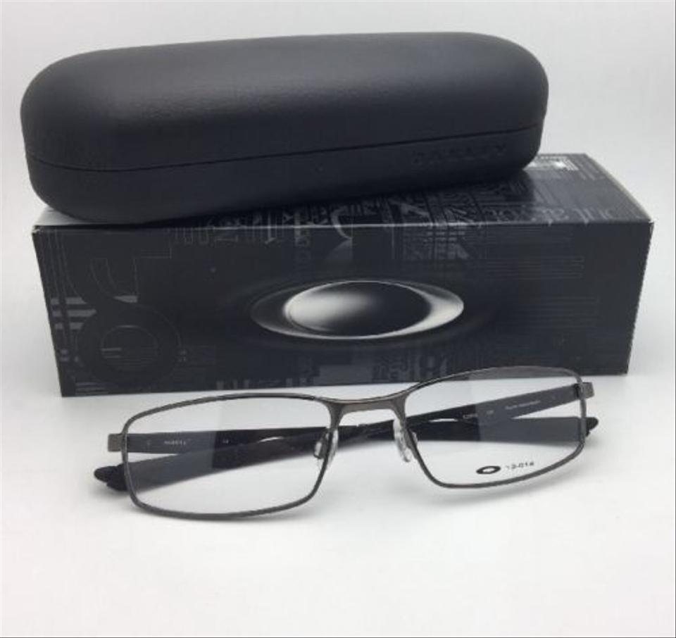 5e60790c43 Oakley New OAKLEY Eyeglasses SOCKET 4.0 12-014 53-18 Matte Pewter-Matte.  123456789101112