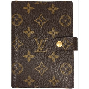 Louis Vuitton Agenda Cover LV Monogram