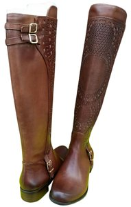 Gianni Bini Whiskey Wood Boots