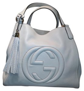 Gucci Leather A7m0g Hobo Bag
