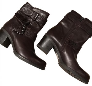 Clarks Chocolate Brown Boots