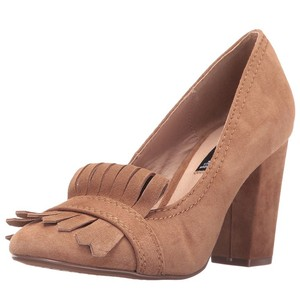 Steven by Steve Madden Camel Pumps