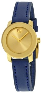 Movado Movado Bold Leather Ladies Watch 3600330