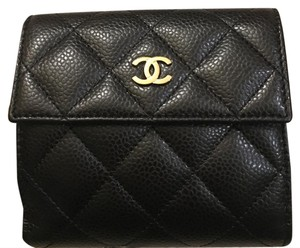 Chanel double wallet
