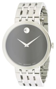 Movado Movado Esperanza Stainless Steel Mens Watch 0607057