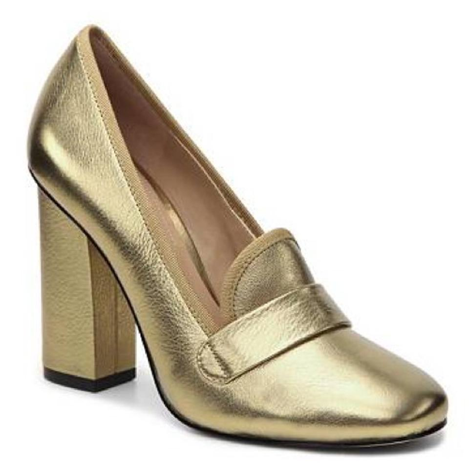 women ALDO Gold Pumps Pumps Gold Aesthetic appearance aacbad