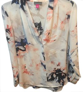 Vince Camuto Top floral