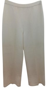 St. John Beige Knit Pants