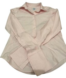 Brooks Brothers Button Down Shirt Pale pink