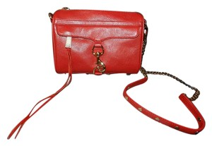 Rebecca Minkoff Mac Leather Cross Body Bag