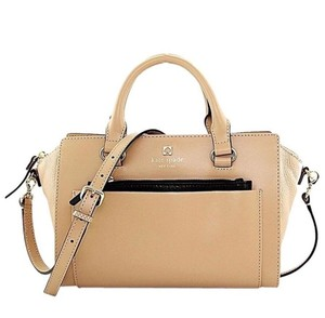 Kate Spade Ks Mini Bernadine Satchel in Affogato Black