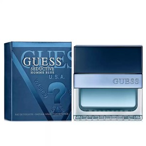 Guess Guess Seductive Homme Blue 1 oz Spray