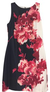 Ralph Lauren Floral Sheath Lauren Dress