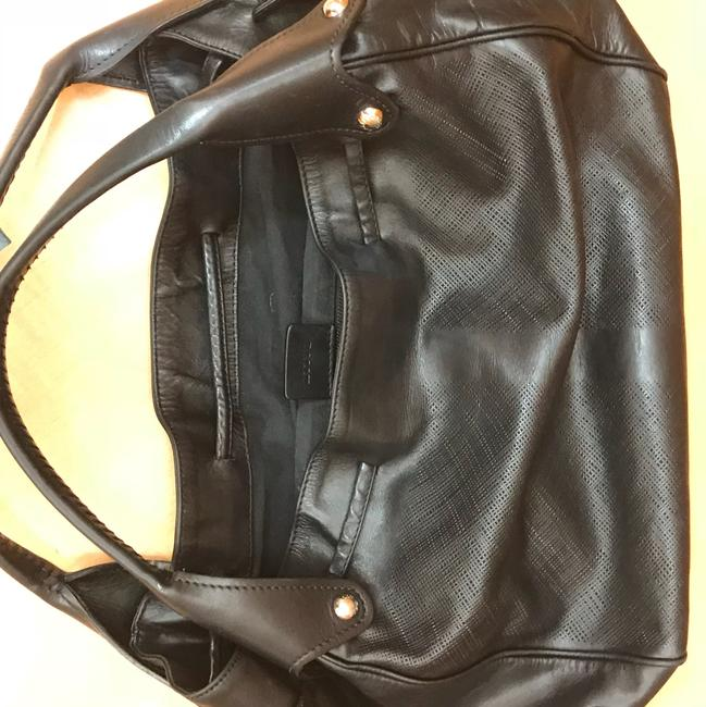 Bally Leather Cowhide Clutch Bally Leather Cowhide Clutch Image 8