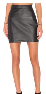 AYNI ZARRE Mini Skirt black