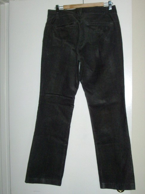 Ann Taylor Boot Cut Pants Grey