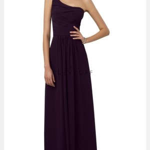 9dc9769bb28ea Bill Levkoff Black Chiffon #771 Traditional Bridesmaid/Mob Dress Size  Petite 12 (L