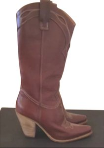 Barneys New York Brown Boots