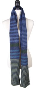 Ted Baker TED BAKER LONDON WOOL STRIPED SCARF