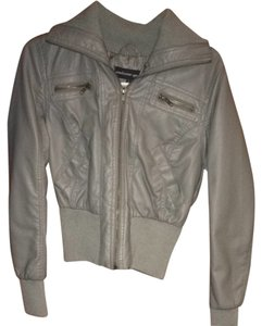 Ambiance Apparel Gray Jacket