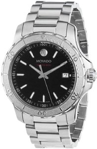 Movado Movado Series 800 Stainless Steel Mens Watch 2600115