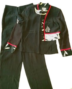 N.R. 1 Three Piece Vintage Retro NR1 Pants Suit