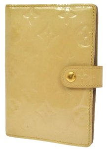 Louis Vuitton Patent Leather PM Agenda Cover