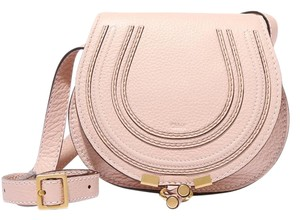 Chloé Chloe Marcie Mini Gray Shoulder Bag