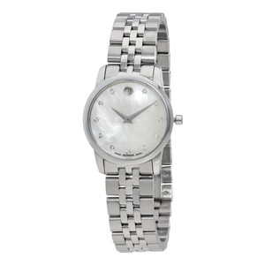 Movado Movado Museum Classic Stainless Steel Ladies Watch 0606612 [606612]